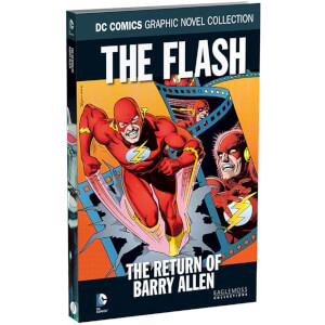 DC Comics Graphic Novel Collection - The Flash: The Return of Barry Allen - Volume 48