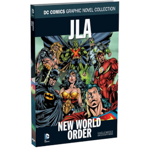 DC Comics Graphic Novel Collection - Justice League of America: New World Order - Volume 52
