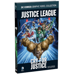 DC Comics Graphic Novel Collection - Justice League: Cry for Justice - Volume 56