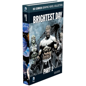 DC Comics Graphic Novel Collection - Brightest Day Part 1 - Special Edition 8