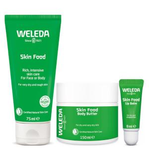 Weleda Skin Food Face and Body Set