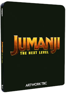 Jumanji: The Next Level - 4K Ultra HD Steelbook (Includes 2D Blu-ray)