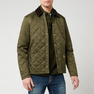 Barbour Beacon Men's Starling Quilt Jacket - Olive