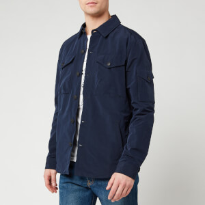 Barbour Beacon Men's Askern Overshirt - Navy