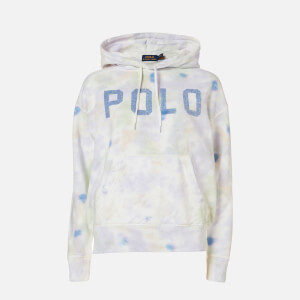 Polo Ralph Lauren Women's Painted Logo Hoody - Pastel