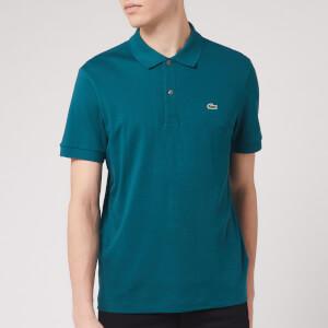 Lacoste Men's Pima Polo Shirt - Pine