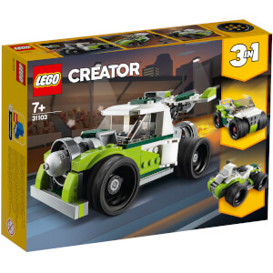 LEGO® Creator 3-en-1: Le camion-fusée (31103)