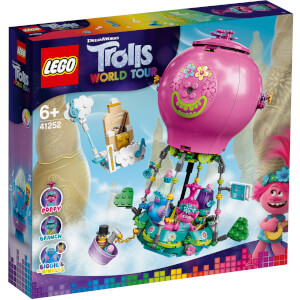 LEGO Trolls: Poppy's Hot Air Balloon Adventure (41252)