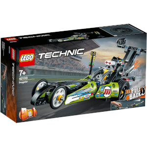 LEGO® Technic™: Dragster Rennauto (42103)
