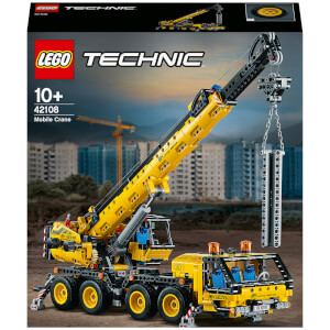LEGO® Technic™: La grue mobile (42108)