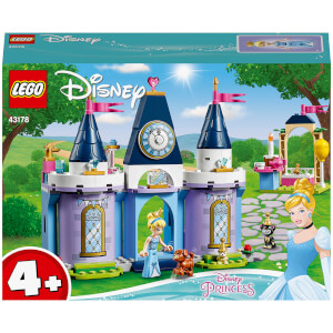 LEGO Disney Princess: Cinderella's Castle Celebration (43178)