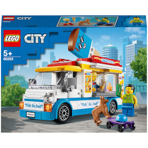 LEGO City: Great Vehicles Ice-Cream Truck Building Set (60253)