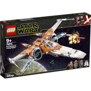 LEGO® Star Wars™: Poe Damerons X-Wing Starfighter™ (75273)