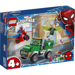 LEGO Super Heroes: Vulture's Trucker Robbery (76147)