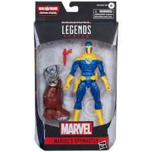 Hasbro Marvel Legends Series - Figurine Spymaster
