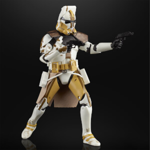 Figura de acción Comandante Clon Bly - Star Wars The Black Series