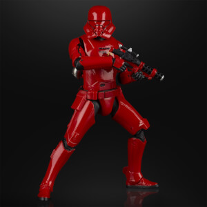 Hasbro Star Wars The Black Series Sith Jet Trooper Collectible Action Figure