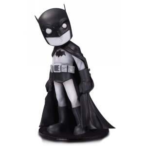 DC Collectibles DC Artists Alley Batman By Chris Uminga Vinyl Figure - Black and White Varaint