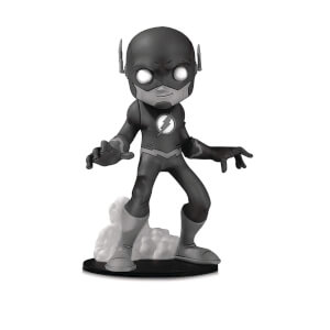 DC Collectibles DC Artists Alley Statue The Flash by Chris Uminga 16cm Vinyl Figure - Black and White Variant