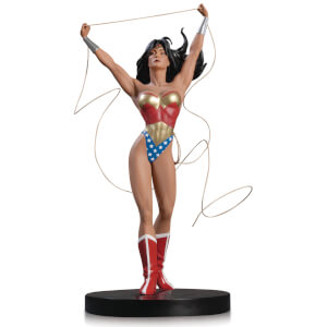 DC Collectibles DC Designer Ser Wonder Woman By Adam Hughes Statue (Res)