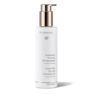 Dr. Hauschka Stone Pine Sea Salt Cleansing Gel 200ml