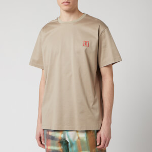 Wooyoungmi Men's Basic T-Shirt - Beige