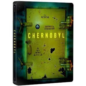Chernobyl - Limited Edition Steelbook