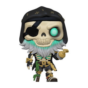 Fortnite - Blackheart Figura Funko Pop! Vinyl