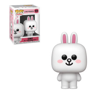 POP Animation: Line Friends- Cony