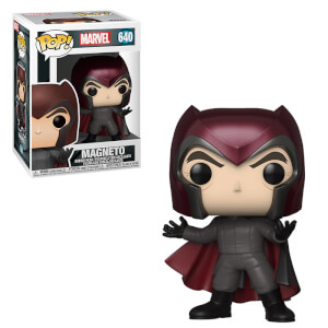 Figurine Pop! Magneto - X-Men 20ème Anniversaire - Marvel