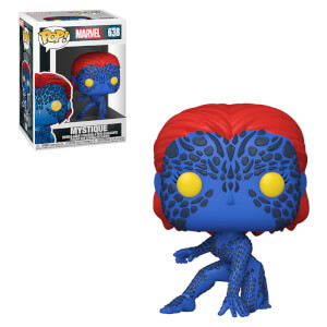Marvel X-Men 20th Mystique Pop! Vinyl Figure