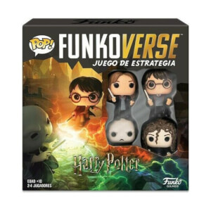 Funkoverse Harry Potter 100 Strategy Base Set (Spanish)
