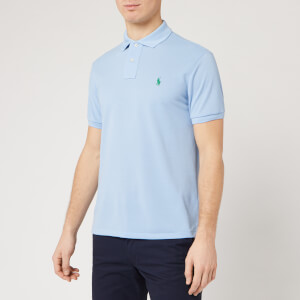 Polo Ralph Lauren Men's Earth Polo - Baby Blue