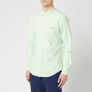 Polo Ralph Lauren Men's Oxford Shirt - Lime