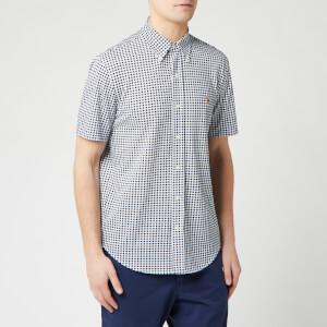 Polo Ralph Lauren Men's Oxford Shirt - French Navy/White