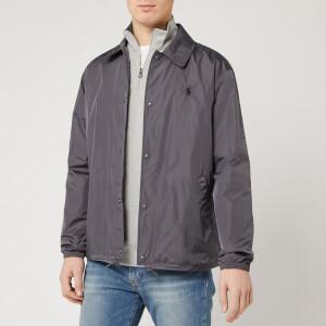 Polo Ralph Lauren Men's Coaches Jacket - Combat Grey