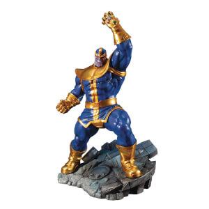 Kotobukiya Marvel Comics Avengers Series Thanos Artfx+ Statue