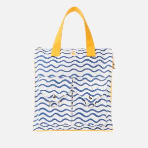 L.F Markey Women's Super Shopper Bag - Blue Wave