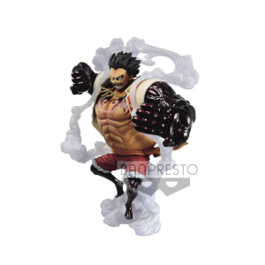 Banpresto One Piece KoA Monkey D.Luffy Gear4: Boundman Statue