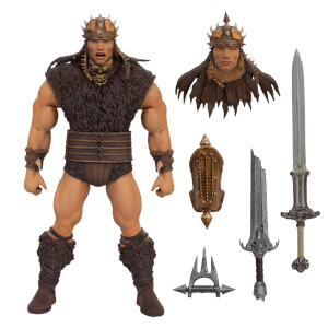 "Super7 Conan The Barbarian Ultimates 7"" Articulated Action Figure - Conan"