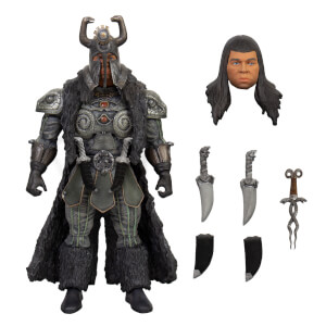 "Super7 Conan The Barbarian Ultimates 7"" Articulated Action Figure - Thulsa Doom"