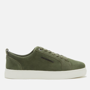 Superdry Men's Truman Premium Low Top Trainers - Khaki