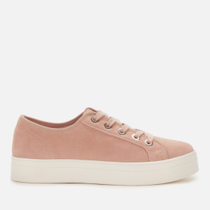 Superdry Women's Flatform Sleek Trainers - Soft Pink