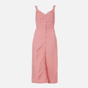 Superdry Women's Eden Linen Dress - Soft Pink