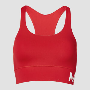 Essentials Training Sports Bra - Danger