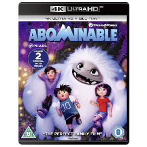 Abominable - 4K Ultra HD (Includes Blu-ray)