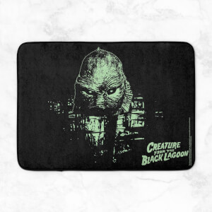 Creature From The Black Lagoon Bath Mat