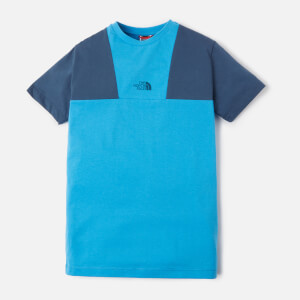 The North Face Boys' Yafita T-Shirt - Clear Lake Blue