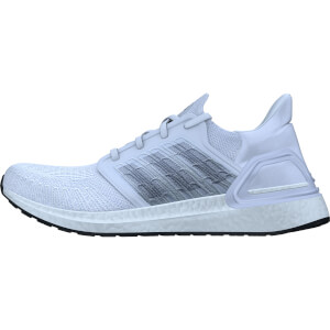 adidas Men's Ultraboost 20 Running Shoes - White