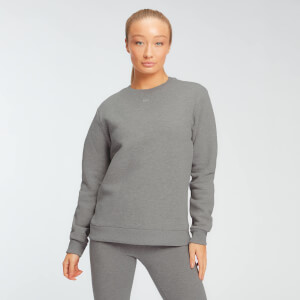MP Essentials Sweatshirt - Til kvinder - Grey Marl